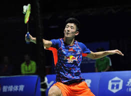 Hottie alert. Chen Long is the highest raked guy.