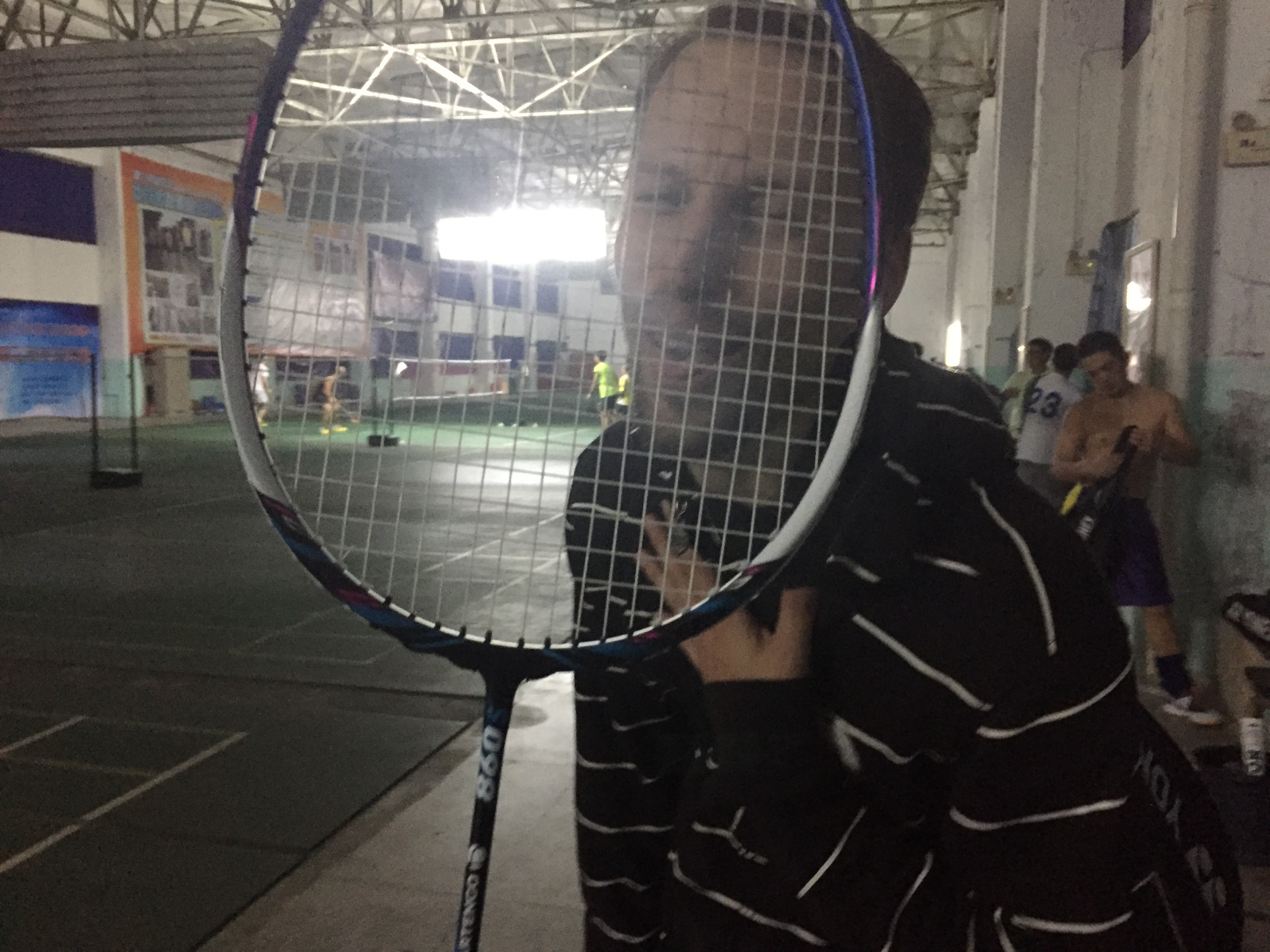 Badminton in China