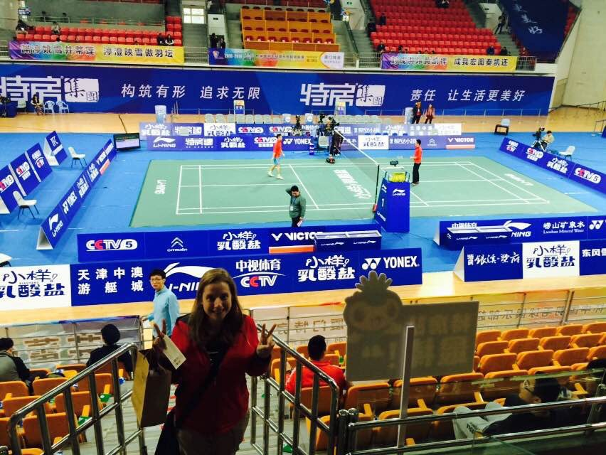 China Badminton leauge