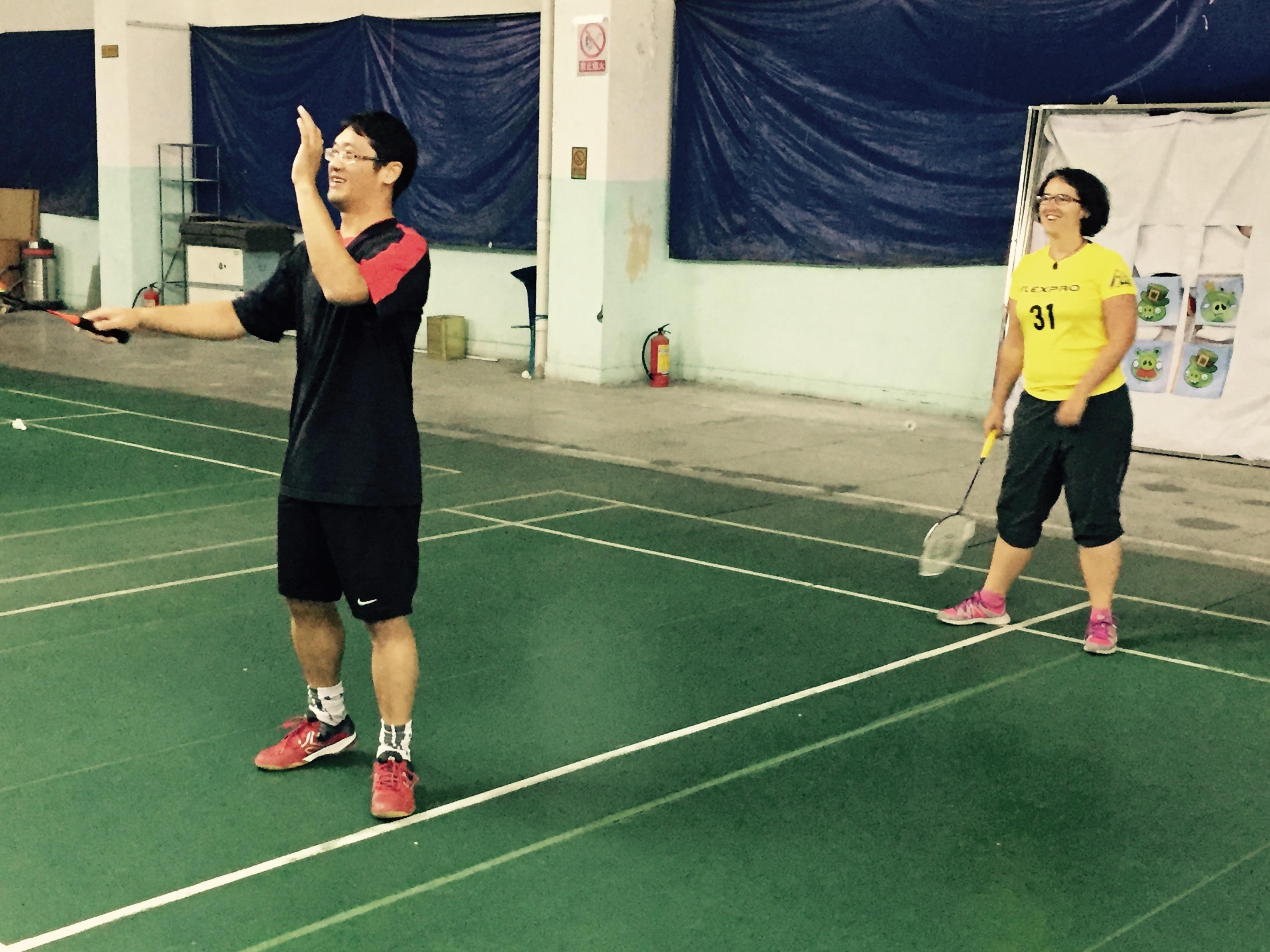 Badminton Xiamen