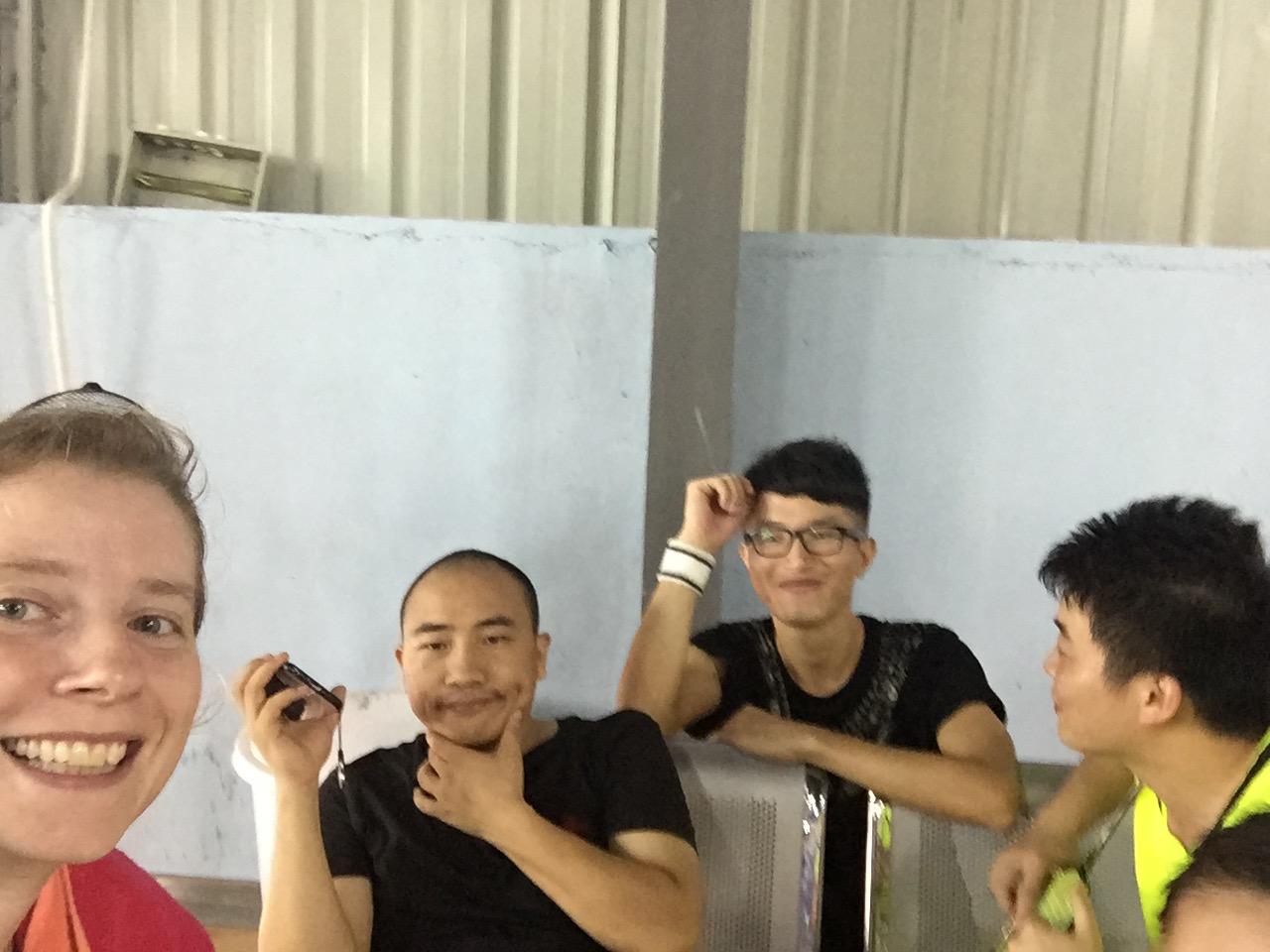 Xiamen badminton